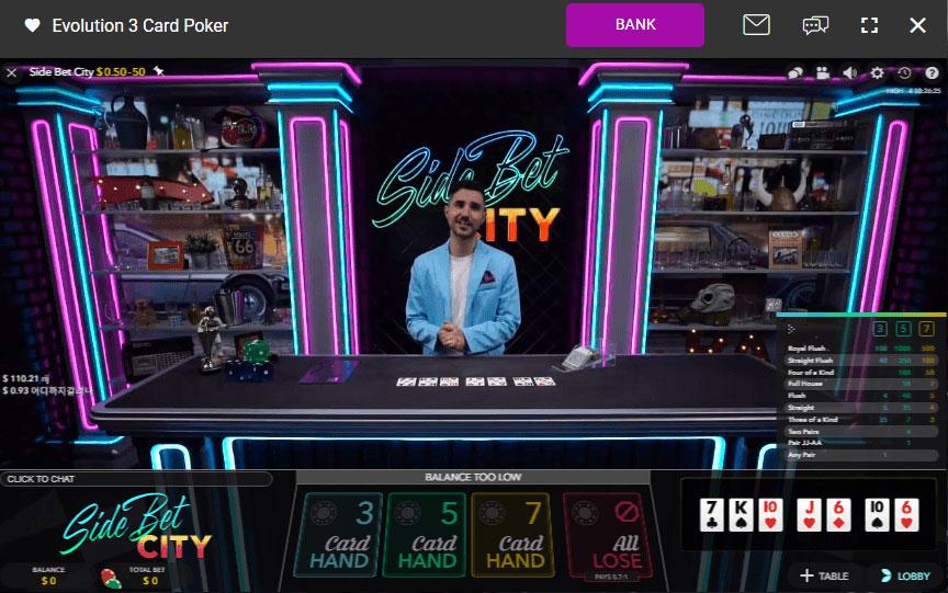 Mr green online poker